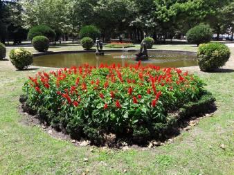 O Jardim do passeio Alegre (Foz do Douro)