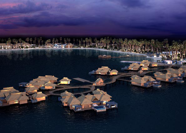 2_Banana_Island_Resort_Anantara_Doha_Qatar_Resort_Ovewater_Villas_at_Night_G-ADOH_2350