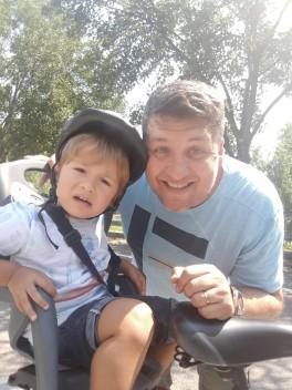 Papai e Bibiel